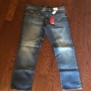 NEW WITH TAGS Express Men's Classic Straight Jeans